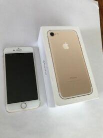 iPhone 7 Rose Gold like new 32gb UNLOCKED