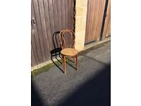 4 Tonnette like chairs