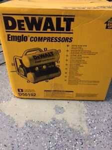 Compresseur portatif D55152 neuf Dewalt