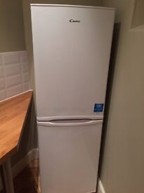 Candy Fridge Freezer - Nearly New (6 months old)