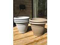 8 Plastic Plant Pot 27cm