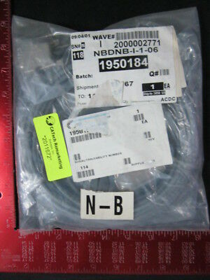 Applied Materials Amat 1950184 Robot Rs232 Cable Assembly