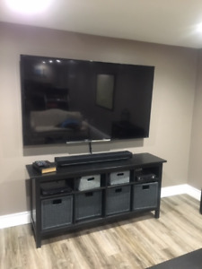 70'' SONY TV WITH UNIVERSAL REMOTE