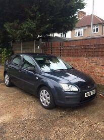 Ford Focus LX 2006 reg 1.3cc engine
