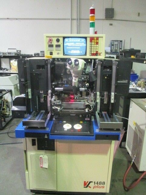 Kulicke & Soffa 1488 Plus Automatic Wire Bonders, 424555