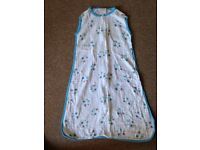 Grobag sleeping bag 12-18 months, 0.5 tog, Aden and Anais
