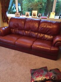 Three & two piece sofa