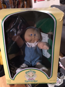 1980's Cabbage Patch Doll in the box