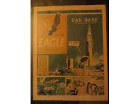 EAGLE Comic (Dan Dare), Vol.2 No.50 - 21 March 1952