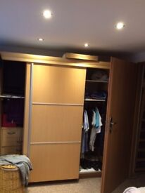 A double room own bathroom to let £460 + bills