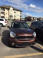 2014 MINI Cooper S Countryman 4wd Loaded!!!OBO!!!Only 16000km