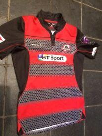 Scotland / Edinburgh Rugby kit for the BIG BOYS - 3XL and 4XL - Macron originals