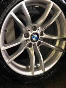 bmw m4 winter rims and tires
