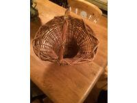 Basket...vintage..kitchen..bedroom..storage