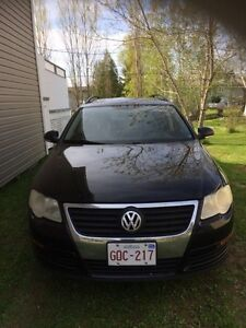2007 Volkswagon passat station wagon