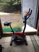 Almost New Stationary Bike