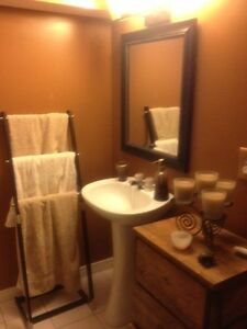***Fully Furnished-Private Washroom-All Utilities-Parking***