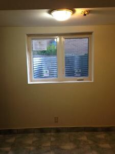 Legal 1 bedroom basement apartment in newmarket