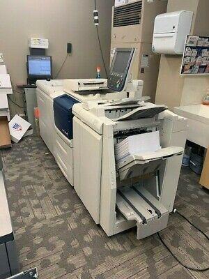 Xerox D125 Copier
