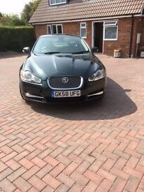 Jaguar, XF, 2.7TD Premium Luxury Saloon 4d auto 2008 (58) - Trade Sale Bargain