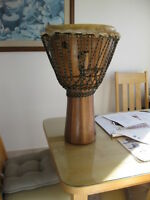 "Customized 16"" Djembe Drum"