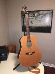 12 String Seagull Guitar by Godin of Quebec