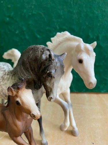 Breyer Classic Andalusion Family Set #3060 EXCELLENT