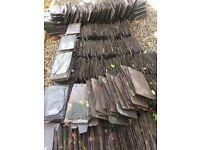 Reclaimed Welsh roof slates