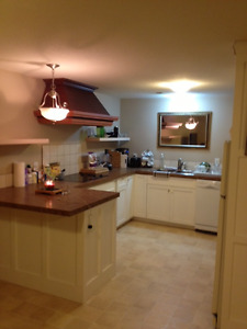 Two Bedroom furnished Apartment For rent  Rocanville
