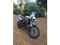 BMW F800GS FOR SALE - Great bike in immaculate condition. Has been kept garaged.