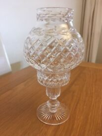 Tyrone Crystal Candle Lamp