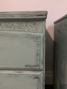 Distressed Side Drawers / Night Stands