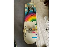 Skateboard - No Fear