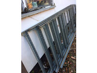 Used Dexion racking frame