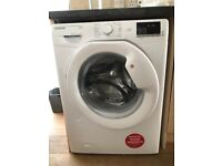 Washing Machine Hoover Link 8KG 1600 Nearly New