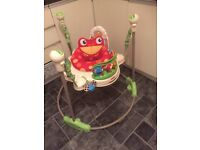 Fisher-Price Jumperoo - Rainforest Good condition