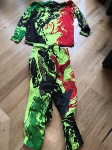 Youth and adult MX gear