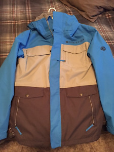 686 Smarty Outerwear Jacket and Pants, size S - never used
