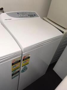 Fisher & Paykel 5.5kg washer with 3 months warranty