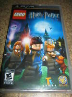 jeu psp sony lego harry potter