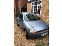 2004 LILAC FORD KA - NEEDS TO GO! £200 o.no