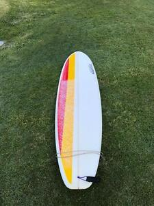 "Oceantech 7'6"" mini mal surfboard Alexandra Headland Maroochydore Area Preview"