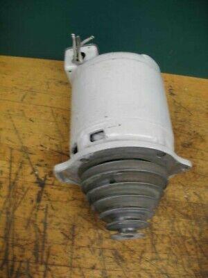Bridgeport Milling Machine Shaper Head Motor Pully 3 Phase 208220-440v