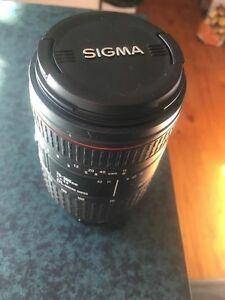 Sigma 70-300mm lens Brighton Brighton Area Preview