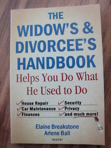 The Widow's & Divorcee's Handbook Peterborough Peterborough Area image 1