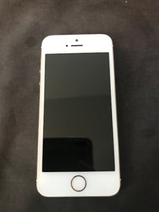 iPhone 5S 32GB Unlocked - Gold/White