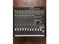 PRO FX 12 Mackie Mixing Desk with Bag