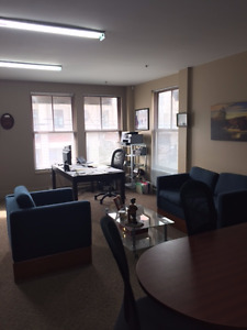 Professional Office Space in the heart of Pointe Claire Village
