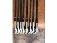 Cougar golf clubs
