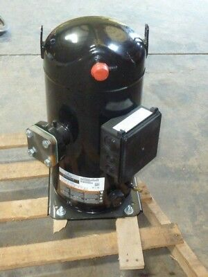 New Copeland Zr300kce-tec-965 Hvac Ac Scroll Compressor 208-230v Volt 3 Phase